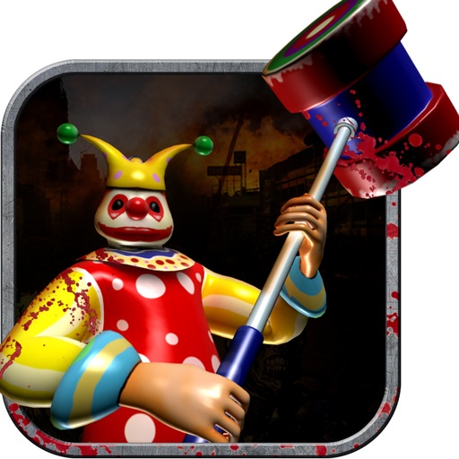 Contract Killing:Clown Game 3D