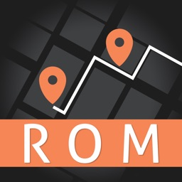 Rome Travel Guide and Offline City Map