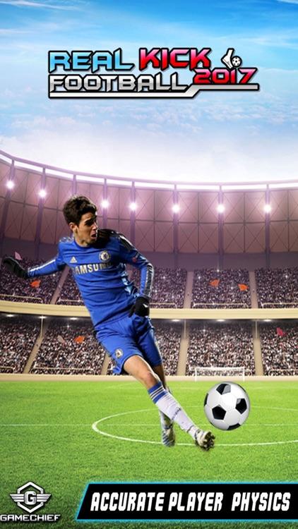 Flick Football – Soccer Goal Shootouts Pro screenshot-4