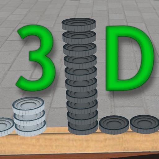 Backgammon Reloaded 3D