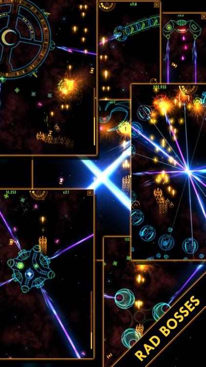 Plasma Sky - a rad retro arcade space shooter