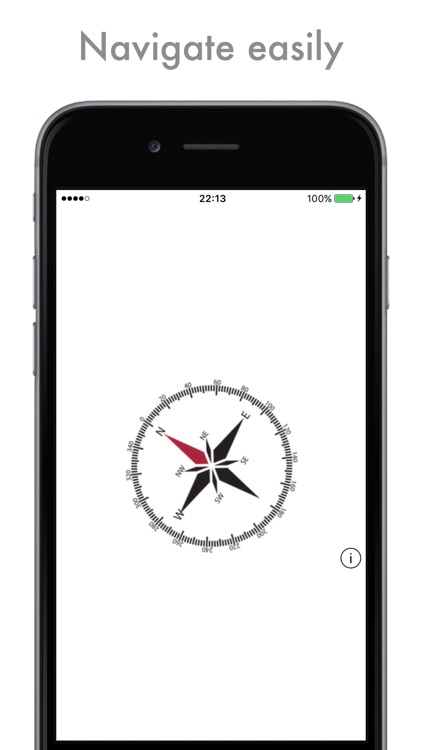 Ultra Compass - smart navigation tool screenshot-2