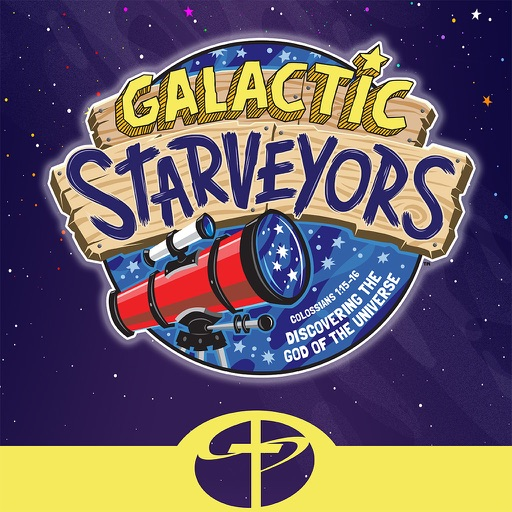 LifeWay VBS Galactic Starveyors