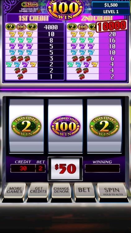 Real Vegas Slots screenshot-4