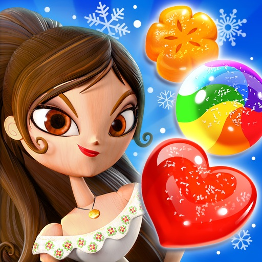 Sugar Smash: Book of Life - Free Match 3
