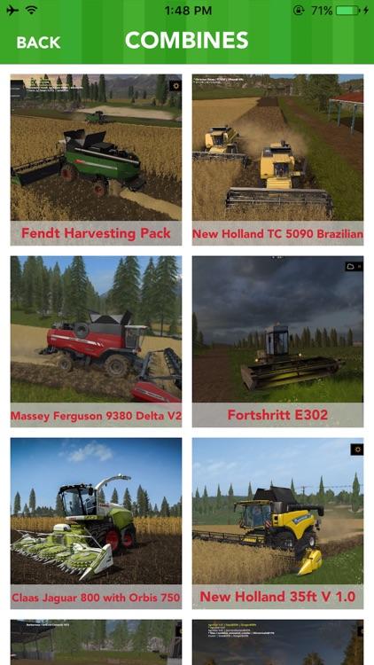 Mods for Farming Simulator 17 - FS 2017 Mod Game screenshot-4