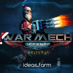 War Mech Defense