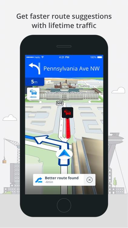Sygic Southeast Asia: GPS Navigation, Offline Maps