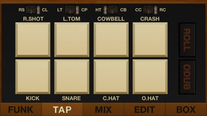 FunkBox Drum Machine Screenshot 3