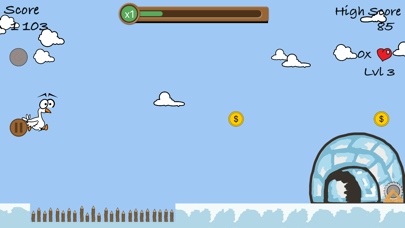 Goose Goose Run screenshot four