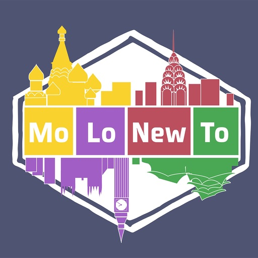 MoLoNewTo - quiz about capitals and countries