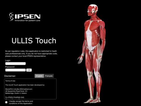 ULLIS Touch - náhled
