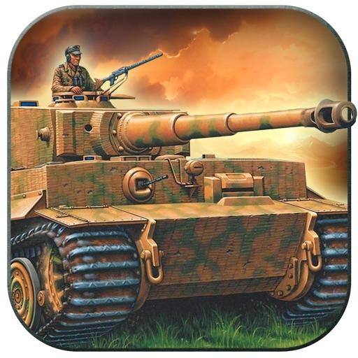 World of Battle Tanks - Iron Desert Army Shooting
