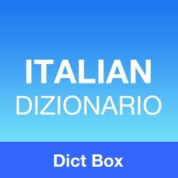 Dict Box: Italian English Dictionary & Translator
