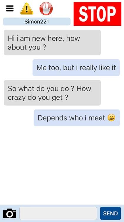 Random gay text chat
