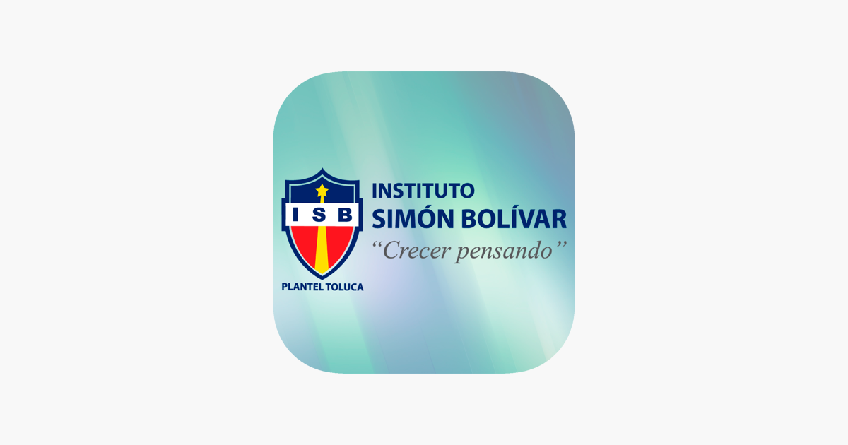 Instituto Simón Bolivar Toluca on the App Store