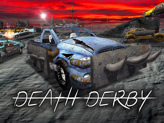 Extreme Death Derby Full на iPad