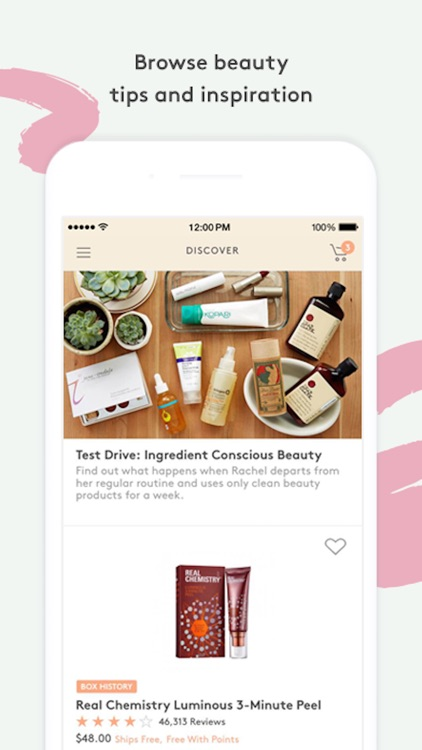 Birchbox screenshot-1