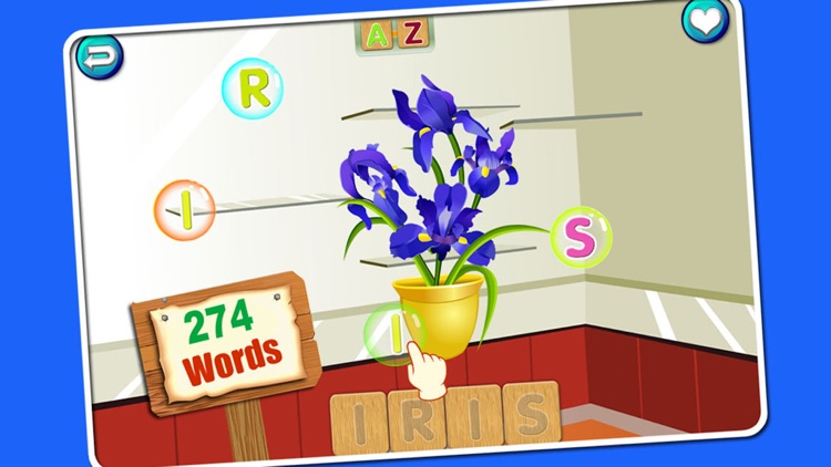 First&Sight Words- Spelling Games for kids toddler