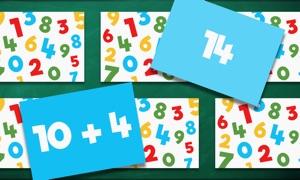 Jogo da Memória Matemática
