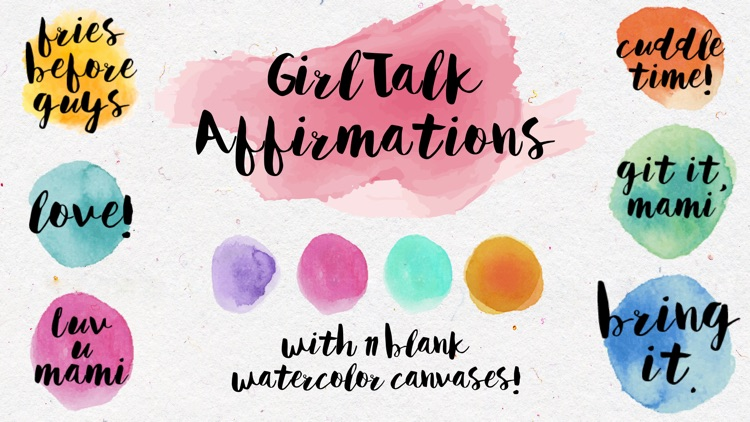 GirlTalk Affirmations