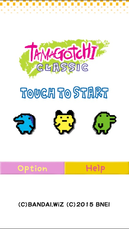 Tamagotchi Classic - The Original Tamagotchi Game