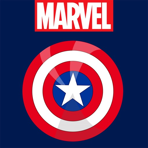 Marvel Stickers: Items of Power
