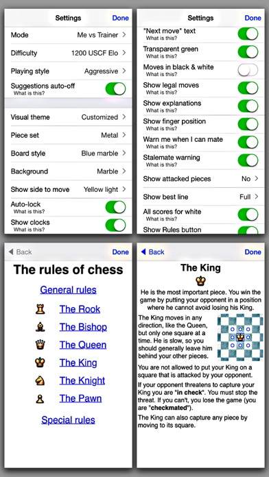 Screenshot #10 for Chess Pro - with coach