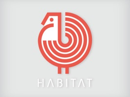 Choose from over 200 Habitat graphics and themes to stick to your Messages