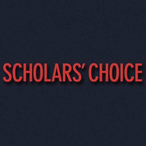 Scholars' Choice