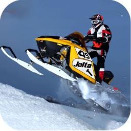 Snow Bike Rider : Racing Fever