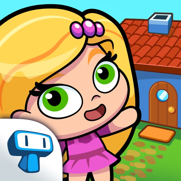 My Girl 39 S Town Design Your Own Girl House On The App Store