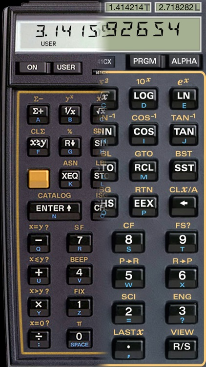 i41CX — RPN Calculator