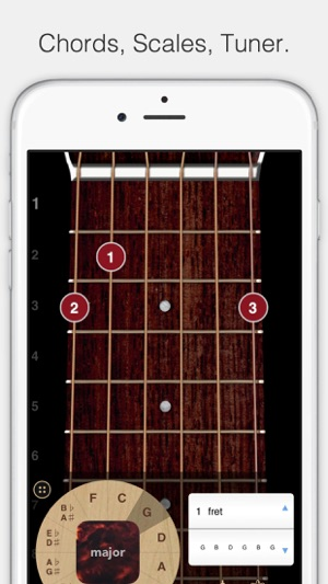 Chordbank Guitar Chord App On The App Store