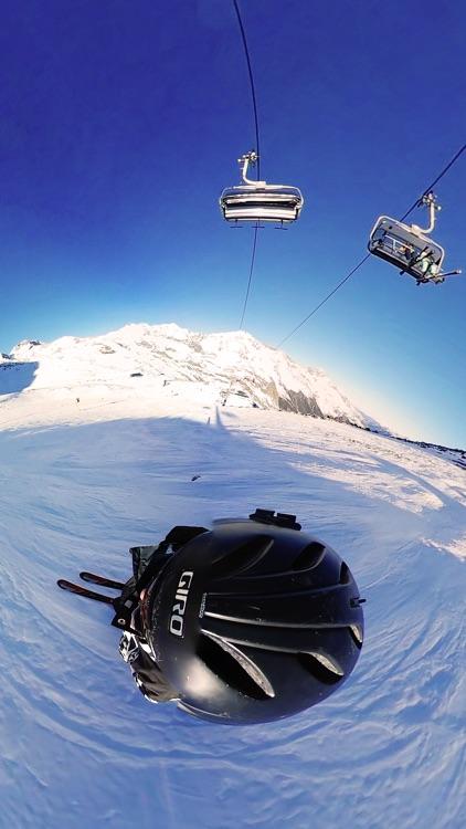 Alpine Ski VR 360 Virtual Reality Experience screenshot-3