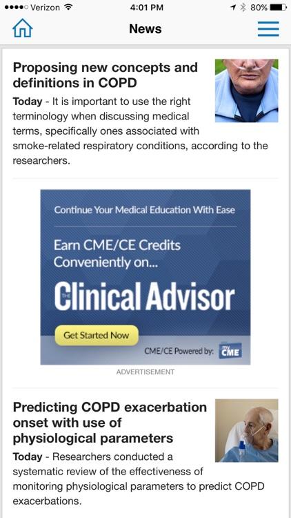 Clinical Advisor screenshot-3