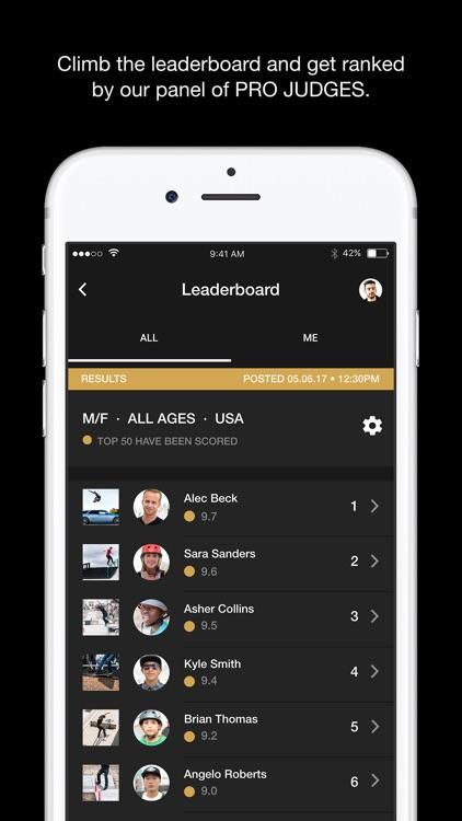 Podium Skate screenshot-3