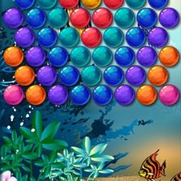 深海泡泡龙-最简单好玩的射击泡泡堂大作战免费单机休闲游戏