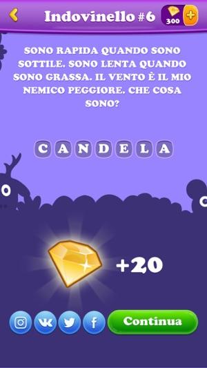 Indovinelli Con Soluzioni In Italiano Su App Store