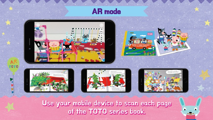 TOTO 21 - AR/VR/MR BOOK+APP