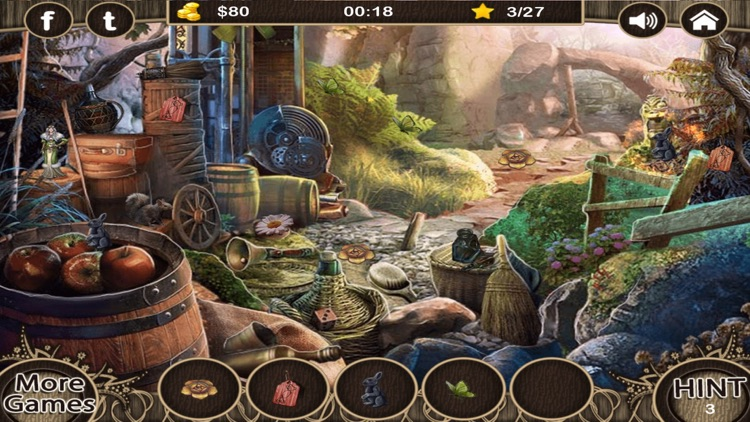 Find Hidden objects - Lost Things