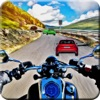 VR Crazy Bike Race: Traffic Racing Free