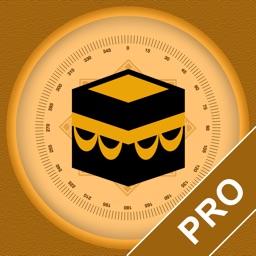 Qibla Compass PRO - Qibla Direction Finder