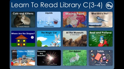点击获取Level C(3-4) Library - Learn To Read Books