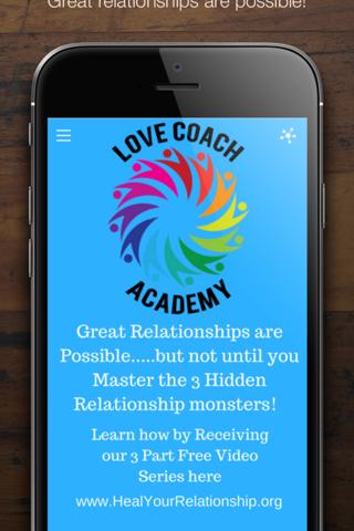 Love Coach Academy - náhled