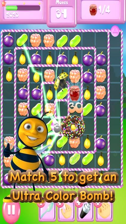 Berry Blast - Match 3 Game screenshot-0