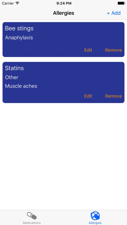 iTake Mobile Medication List screenshot-3