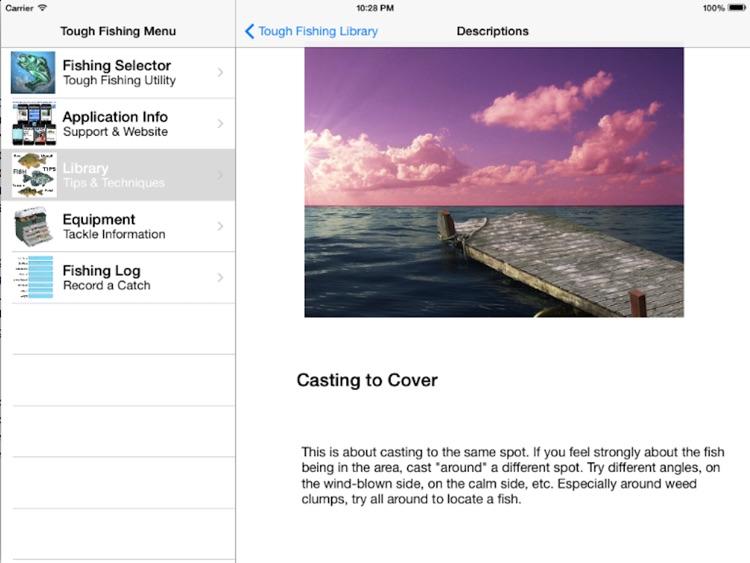 Bassmaster Tough Fishing Pro screenshot-3