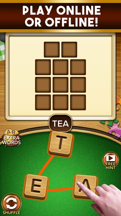Word Collect: Word Puzzle Game screenshot 4