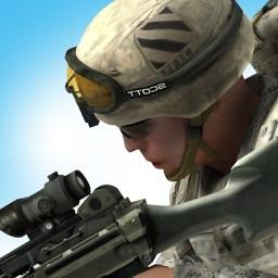 Modern Sniper Shooting 2017 - Army Duty for Killin